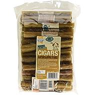 Good Boy Rawhide Dog Treat Cigar Chews, 1255mm x 15mm, Pack of 25