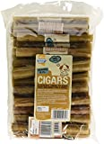 Best Dog Chew Treats - Good Boy Rawhide Dog Treat Cigar Chews, 1255mm Review