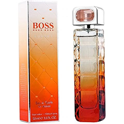 Hugo Boss Orange Sunset Agua de Colonia Spray - 50 ml