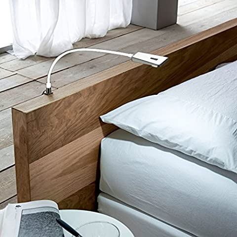 Lampe Flexible - 2x SO-TECH® Lampe liseuse flexible