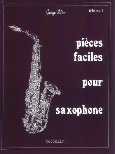 Partition: Saxophone vol. 1 pieces facil...