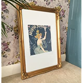 Large Classic Gold Gilt Picture Frame (3ft x 2ft 2
