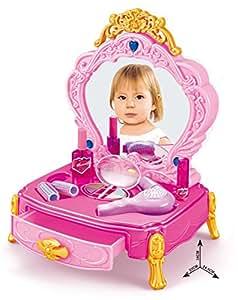 Saffire Make-Up Dresser Play Set, Multi Color