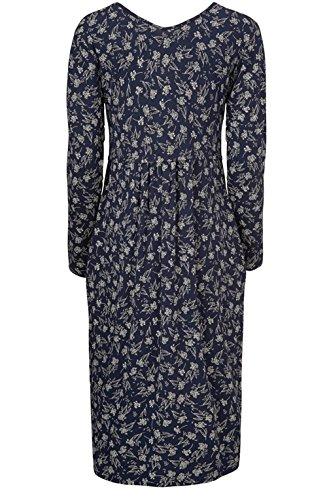 Masai Clothing -  Vestito  - Donna Navy original
