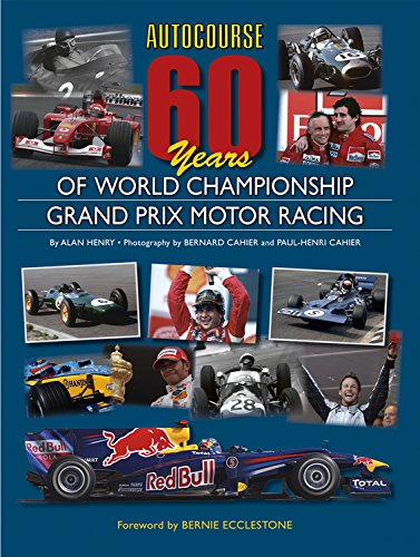 Autocourse 60 Years of World Championship Grand Prix Motor Racing por Alan Henry