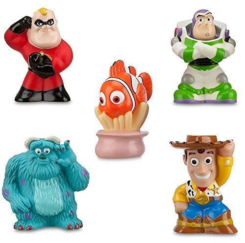 disney-pixar-toy-story-the-incredibles-finding-nemo-theme-park-exclusive-bath-toy-set