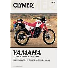 Clymer Yamaha XT 600 & TT600, 1983-89: Service Repair Maintenance by E. Scott (1-Apr-1991) Paperback