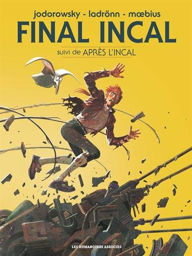 Final Incal intgrale