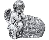 Stone and Style Grabschmuck Engel am Fels mit Inschrift
