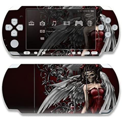 Sony PSP 1000 Skin Decal Sticker- Gothic Angel by DecalSkin