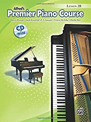 Premier Piano Course: Lesson 2B --- Piano - Alfred --- Alfred Publishing