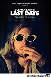 Gus Van Sant's Last Days by Michael Pitt