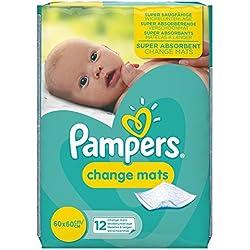 Pampers - Cambiadores, (12 unidades)
