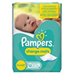 Pampers Baby Chagemats (Total 12 Mats)