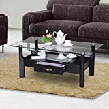 Royal Oak Iris Coffee Table (Brown)