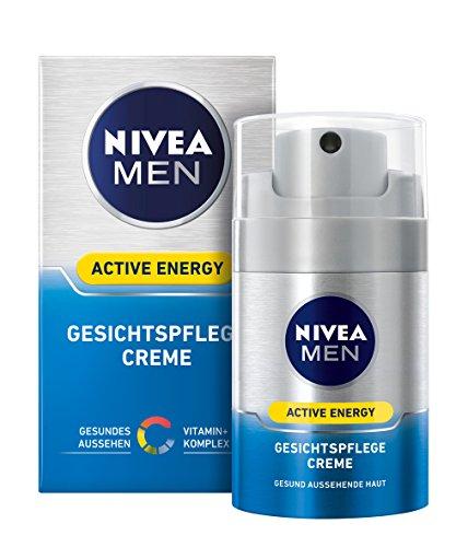 Nivea Men Active Energy Gesichtspflege Creme im 1er Pack (1 x 50 ml)