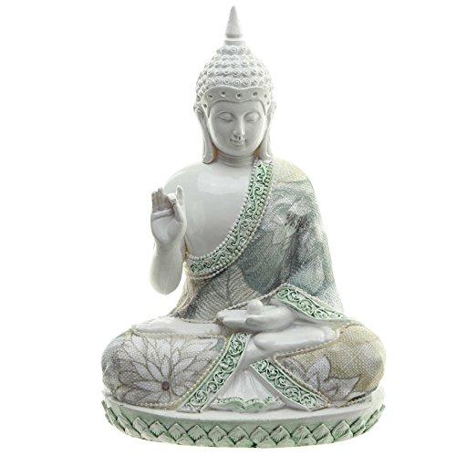 Decorativo floral–Figura decorativa de Buda sabiduría
