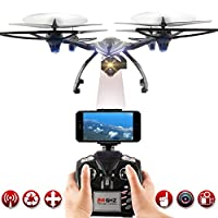 JXD 506W 2.4G WIFI FPV Large-scale Drone with 2.0MP HD Camera,High Hold Mode, One Key Automatic Return long time flight drone