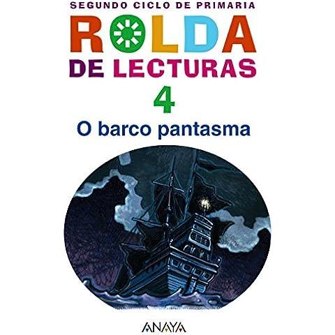 Lecturas, O barco pantasma, 4 Educación Primaria (Galicia)