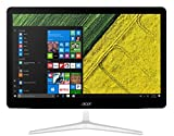 Acer Aspire Z24-880 Ordinateur Tout-en-Un 23.8' FHD Noir/Silver (Intel Core i5, 4 Go de RAM, 1 to, Windows 10)