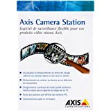 AXIS Camera Station Base Pack Ensemble complet 10 appareils photo CD Win français