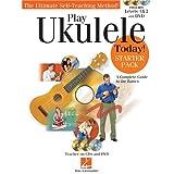 Play Ukulele Today! - Starter Pack - Sheet Music, 2 x CD, DVD (Region 0)