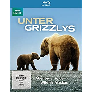 Unter Grizzlys [Blu-ray]