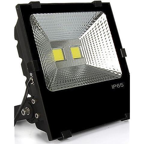 Venta caliente ZSQ Mini proyector LED 100W Impermeable Paisaje de Proyectores LED Lámpara de iluminación exterior IP65 de alta eficiencia , cálido blanco