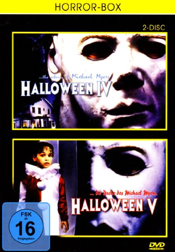 (Halloween Box 4 & 5 [2 DVDs])
