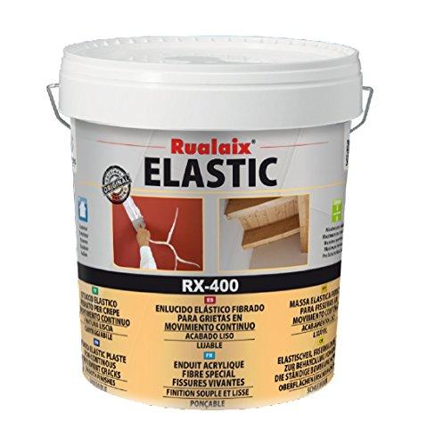 Rualaix Rx 400 Elastic U2013 Putty Elastic To Use With Glass Fibre, 350 G