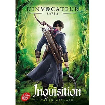 L'invocateur - Tome 2: Inquisition