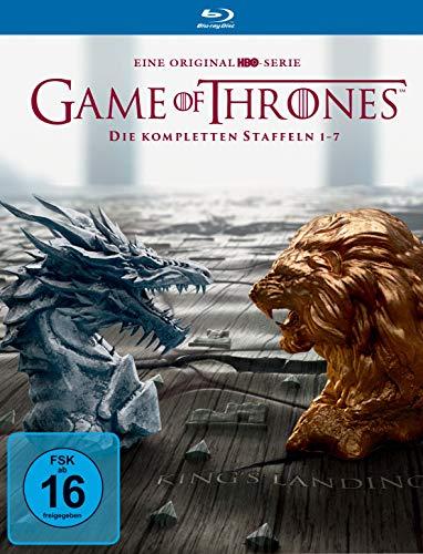 Staffel 1-7 (Limited Edition) (exklusiv bei Amazon.de) [Blu-ray]