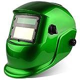 Fenteer Uomo Energia Solare Auto-oscuramento Casco Di Saldatura Scudo Di Saldatura Goggle Maschera Caschi da Saldatore - #17