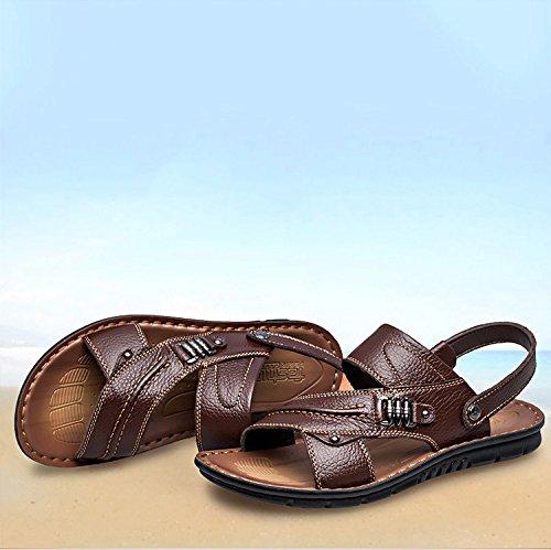 Chaussures en cuir pour garçons garçons Chaussures en cuir US10/EU43/UK9/CN44