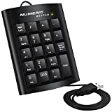 #1: ElectroBee™USB Numeric Keypad For Laptop/notebook & PC,Black