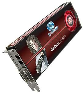 Sapphire ATI Radeon HD5870 Grafikkarte (PCI-e, 1GB GDDR5 Speicher, HDMI, 2x DVI, 1 GPU)