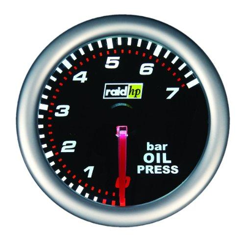 Raid HP 660241 Zusatzinstrument Öldruckanzeige Serie Night Flight