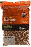 #7: Pro Nature 100% Organic Raw Peanuts, 1kg