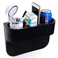KabaloUniversal Car Cup & Phone Holder. Multifunction Vehicle Storage Solution. Bottle, Phone, Wallet, Can & Accessory Mount