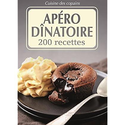 Apéro dinatoire : 200 recettes