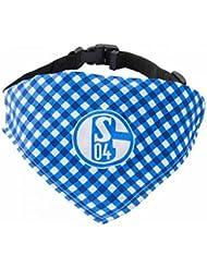 FC Schalke 04Collier pour chien Chiffon