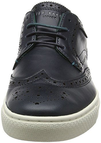 Ted Baker Rachet, Baskets Basses Homme Bleu - Blue (Dark Blue)