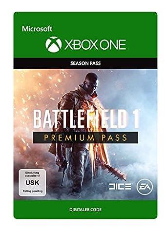 Battlefield 1: Premium Pass - Season Pass DLC[Xbox One -