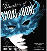 [ [ DAUGHTER OF SMOKE & BONE BY(TAYLOR, LAINI )](AUTHOR)[COMPACT DISC]