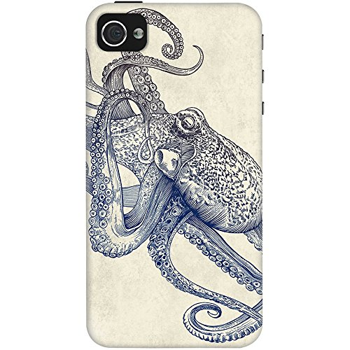 DailyObjects Octo Art Case For iPhone 4/4S