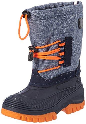 CMP Unisex-Kinder Ahto Bootsportschuhe, Türkis (Denim Mel. L552), 31 EU