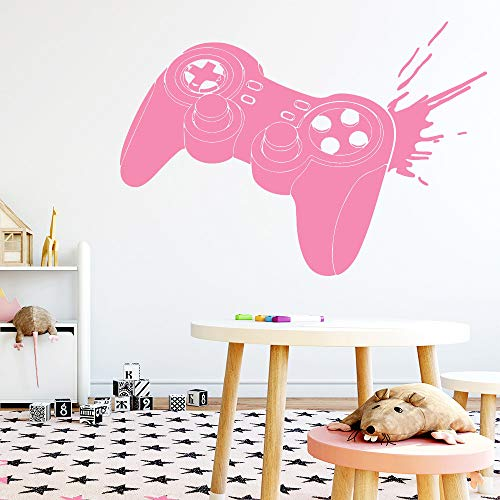 jiuyaomai DIY Art Handle Wall Art Decal Stickers PVC Material Extraíble Wallpaper Decoración de la habitación Vinilo Decorativo Naklejki 1 42cm X 60cm