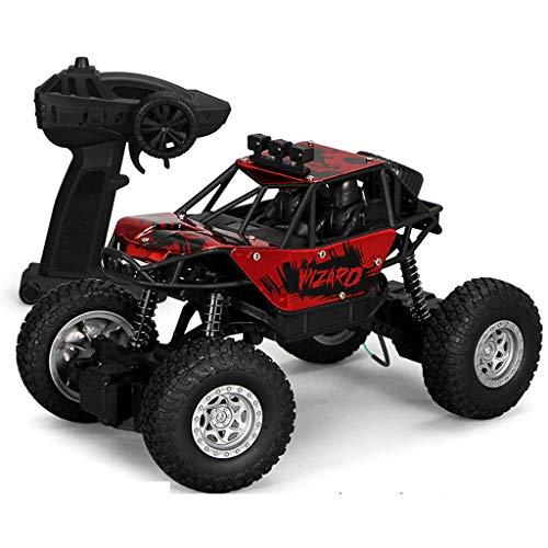 Ferngesteuertes Auto, RC-Auto weg von der Straße Hobby-elektrisches schnelles Rad des LKW-4x4, ferngesteuerte Autos Spielzeugfahrzeuge für Erwachsene Kinder - elektrische kletternde Auto-Legierungs-Ki