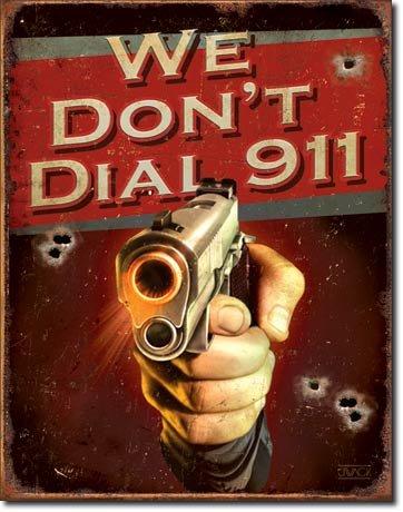 poster-di-latta-tin-signs-we-dont-dial-911
