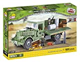 COBI 2455 Small Army - World War II - MB L3000 4x2 3,1 Ton Truck